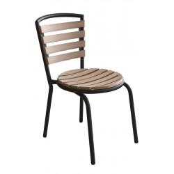 POLYWOOD  Стол със седалка кръг