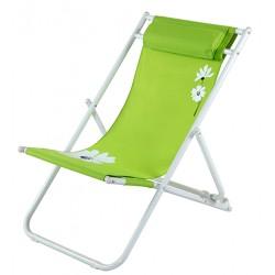 Плажен стол