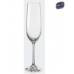 Чаша за шампанско VIOLA 190мл