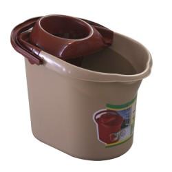 Кофа с цедка - овал 2 цвята