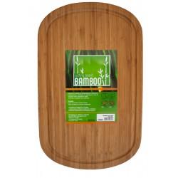 Бамбукова дъска с улей 40х23,5х0,9см