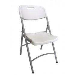Кетъринг стол бял